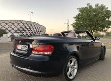 BMW 120i coupe 2009 بحالة الوكالة