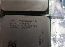 Processors Intel and AMD معالجات أنتل ومعالجات  أيه ام دي