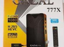 رسيفر غزال 777X