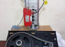 موتور سيبيا جمب ulk الايطالي V2 لرفع الابواب الصاج الثقيلة