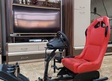 اكس بوكس وان اس مع كرسي قيادة
