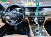 بي ام دبليو 740Li (2010) BMW