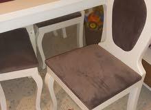 طاولة بيت فطور 4كراسي