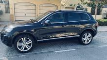 VW Touareg 2013 Accident Free / Low Mileage / Full Options