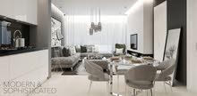 شقة للبيع في دبي،الجداف