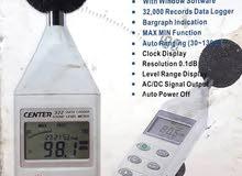 sound level meter- center 320 series