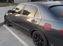 سيارة هوندا اكورد موديل 2003