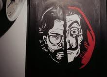 لوحات رسم يدوي للبيع بسعر رمزي