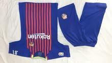 ملابس رياضية برشلونة(ميسي)