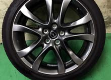 required Mazda rims 18 or 19 inches required any offers??