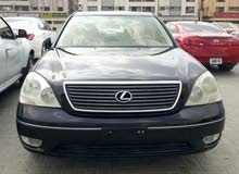 Lexus LS 430.  full options