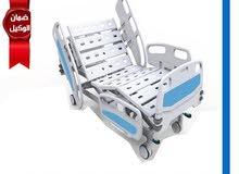 سرير رعاية كهرباء 5 حركة