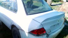 Manual White Mitsubishi 2006 for sale