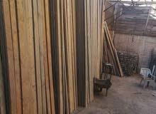 خشب طوبار جديد و مستعمل جميع الاطوال للبيع +ملازم +جكات+ مواسير جميع الاطوال