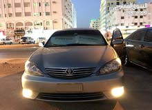 Grey Toyota Camry 2005 for sale