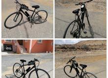 دراجه مقاس 17.5 شركة TREK تصلح للطول 160-188