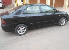 Toyota corolla 2006 momtaza