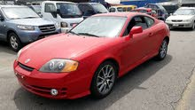 Automatic Red Hyundai 2006 for sale