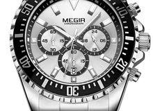 ساعة Megir جديدة أصلية