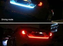 اضاءة اشارة خلفية للسيارة