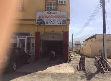 محل في صناعية الرستاق