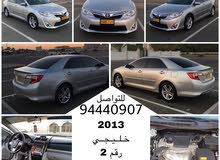 Available for sale! 160,000 - 169,999 km mileage Toyota Camry 2013