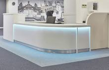 Office Furniture, Office Counters, Reception Counters