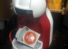 صانعة القهوة dolce gusto