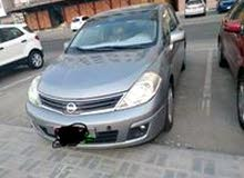 Nissan Tiida 2012 model in Good Condition for sale