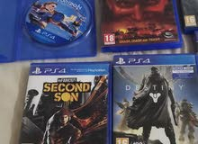 PS4 Games (All available with delivery)