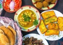 معلم كافتريا و مطعم سوري.مقيم خبرة في ماكولات شامية و لبنانية و معاملات الرخص و