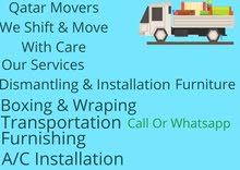 We do All kinds of Shifting & Moving