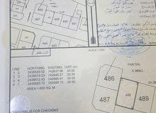 سكني تجاري للبيع  في جعلان بو علي خلف مسجد