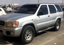Nissan pathfinder 2004 urgent for sale