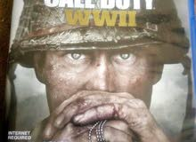 call of duty WWII  للبدل على فيفا 18