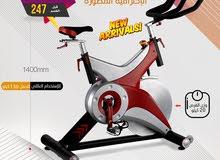 الدراجه الإحترافيه spin bike
