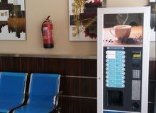 مكينة بيع ذاتي للمشروبات الساخنة