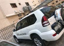 Toyota Prado 2004 model 6 cylinder for sale.