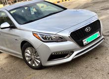 For sale 2016 Silver Sonata