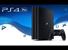 A Playstation 4 device up for sale for video game lovers