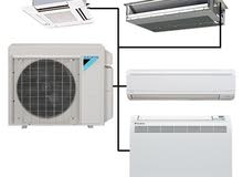 صيانة واصلاح كافة المكيفات maintenances and repair all kind of air conditioner