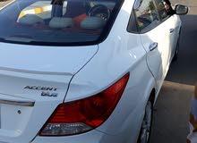 Diesel Fuel/Power   Hyundai Accent 2012