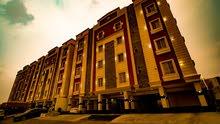 شقة فاخرة 5 غرف مساحة 196م