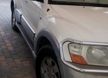 Gasoline Fuel/Power   Mitsubishi Pajero 2004