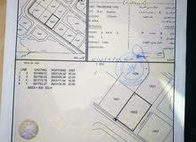 أرض للبيع ف العامرات عند العقبه مساحة الارض 600 متر مربع
