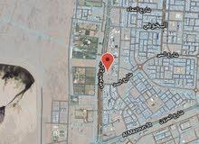 ارض الخوض الثالثة NE02 سابقا مساحه 3500 م2 اول خط من شارع الجامعه