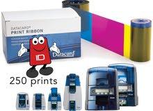 شريط طابعة كروت بلاستك Datacard SD 260/360-SP25/55/75