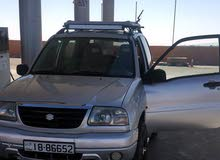 Suzuki Vitara 2002 For sale - Silver color