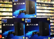 PS4 1TB Pro 4K and HDR with One year Replacement Guarantee