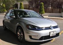 Silver Volkswagen E-Golf 2015 for sale